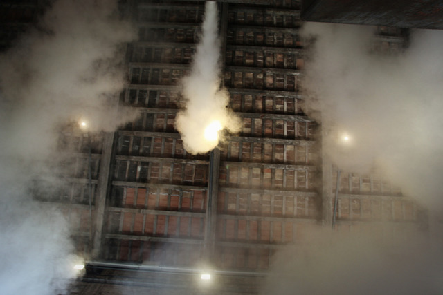 Yuan Gong 原弓, 'The scented air 6000m³The China Pavilion, 54th Venice Biennale', 2011, Tianrenheyi Art Center