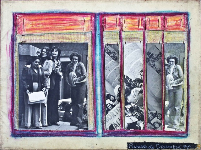 , 'Primero de diciembre,' 1977, WALDEN