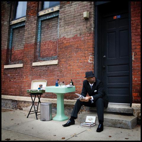 Clifton Henri, 'My Sunday Hustle', 2010, Photography, Photography, Gugsa Black Arts Collective