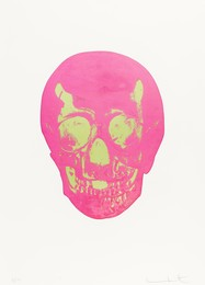 The Dead  (Loganberry Pink/Lime Green)