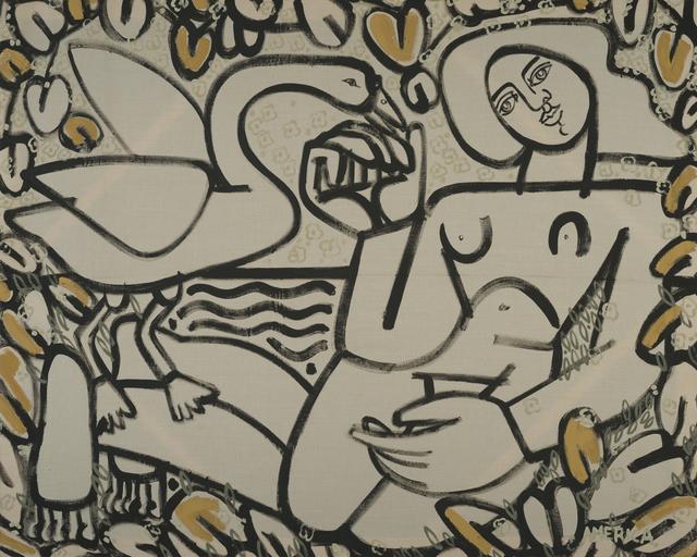 , 'Woman & Swan,' , Joanne Artman Gallery
