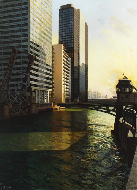 Santana, 'Raised Bridge', 1996, Gallery Victor Armendariz