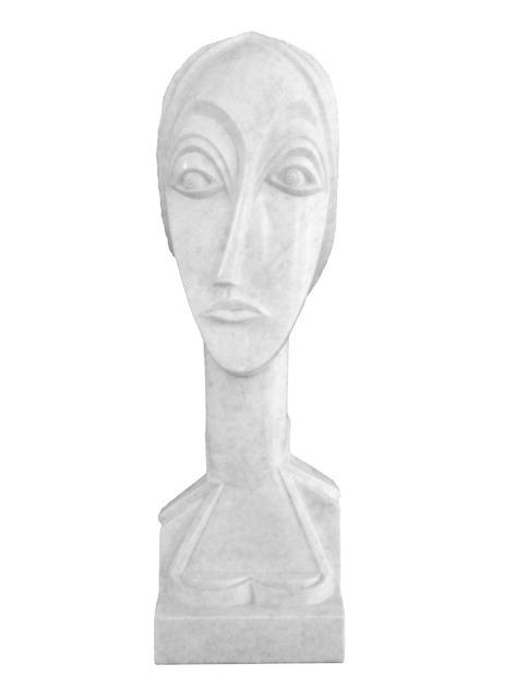 Claudio, 'Mädchenkopf', 2012, Galerie Makowski