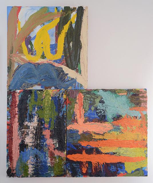 , 'Tertiary Sinfonia 1,' 2015, Anita Shapolsky Gallery
