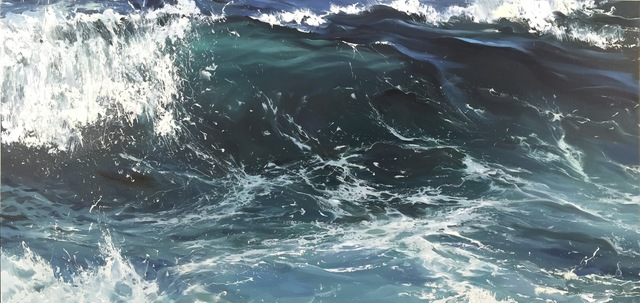 , 'Crystal Wave II,' 2010-2017, Eisenhauer Gallery
