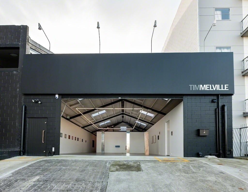 TIM MELVILLE GALLERY, 4 Winchester St, Grey Lynn, Auckland, New Zealand.  www.timmelville.com