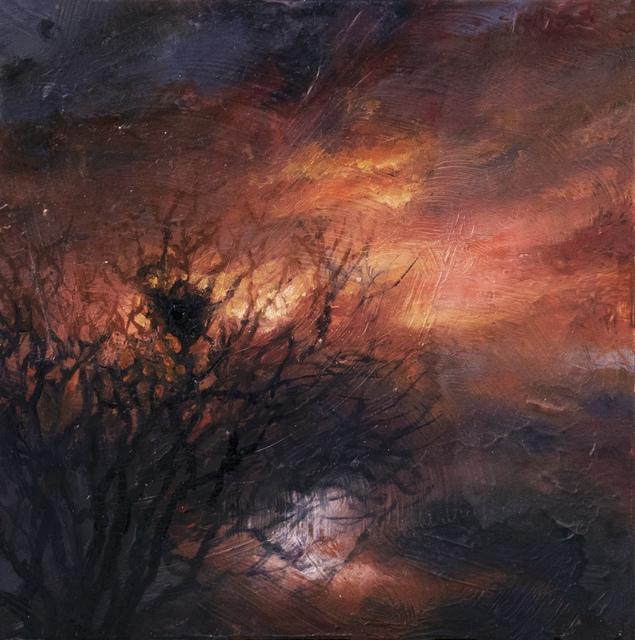 , 'Nest,' 2018, Abend Gallery