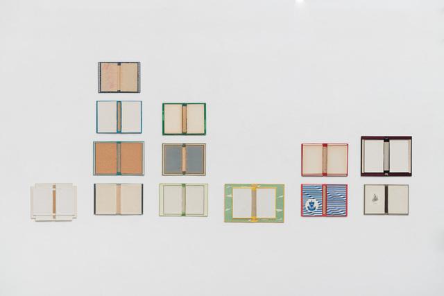 , 'Minha biblioteca eslovaca,' 2014, Galería Vermelho