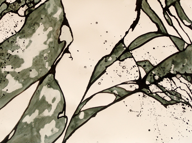 , 'Black and White Cracked Ice I #23,' 2012, ACA Galleries