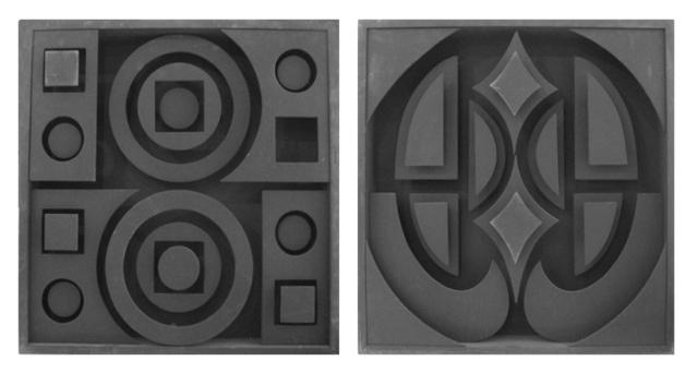 , 'Black Series,' , Chicago Art Source