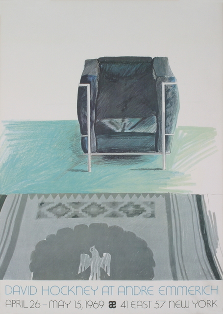 , 'Corbusier Chair and Rug (sm),' 1969, ArtWise