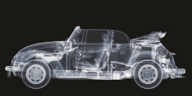 , 'VW Cabriolet ,' 2015, Galerie de Bellefeuille