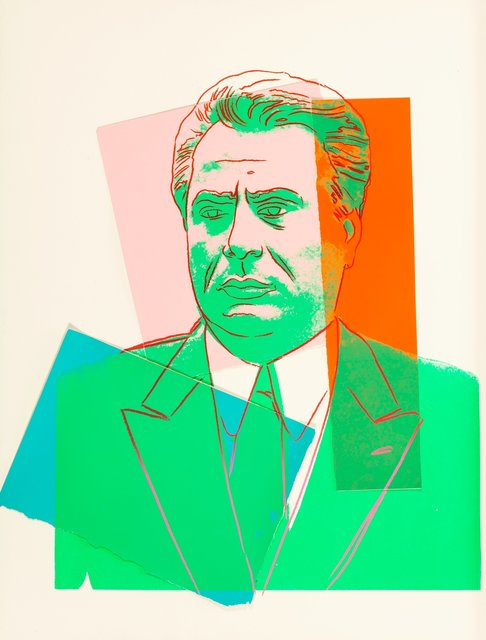 Andy Warhol, 'John Gotti', 1986, Heritage Auctions