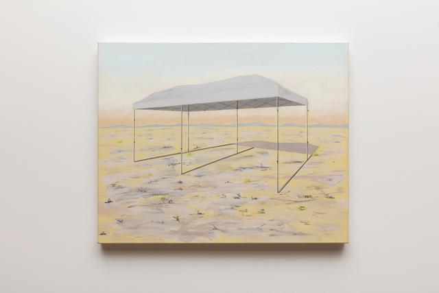 William Leavitt, 'Canopy', 2019, Painting, Acrylic on canvas, galerie frank elbaz