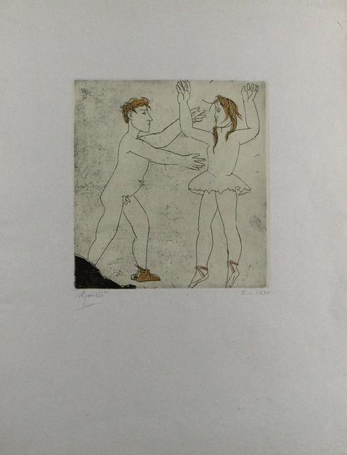 , 'Passo di danza I,' 1974, Sylvan Cole Gallery