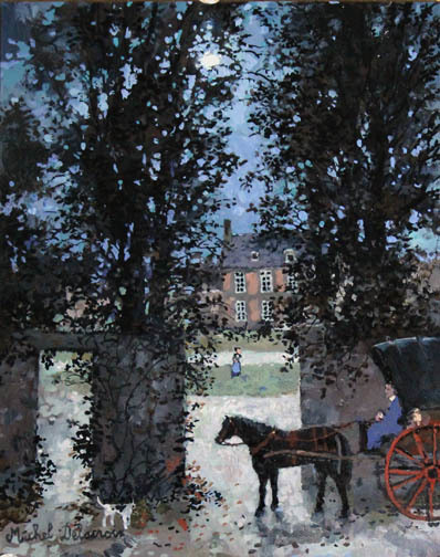 , 'Nuit d'été,' , Hugo Galerie