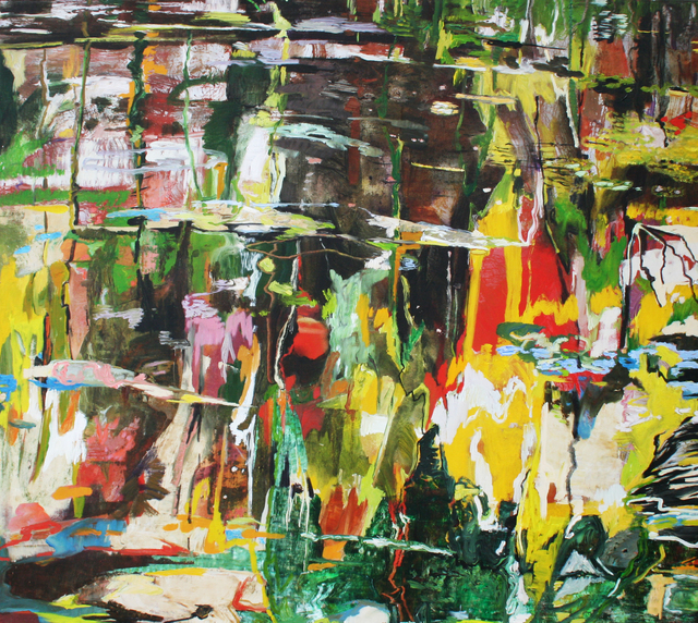 , 'Yellow Bombs,' , Wallace Galleries