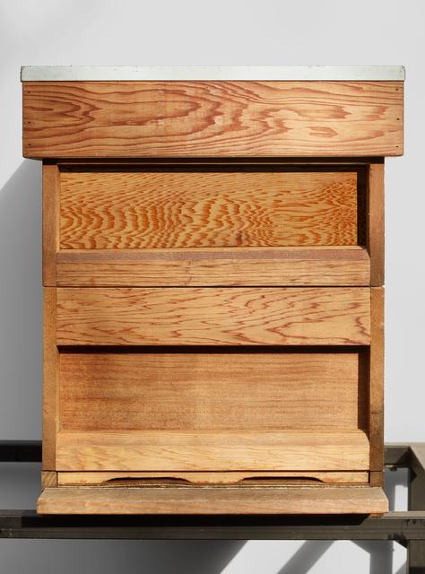 , 'Beehives (Wood),' 2017, The Ravestijn Gallery