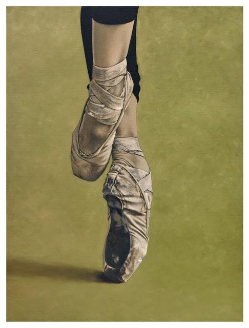 Peter Miller, 'THE DANCER', 2018, Print, Archival pigment print in Archival Frame, Black Door Gallery