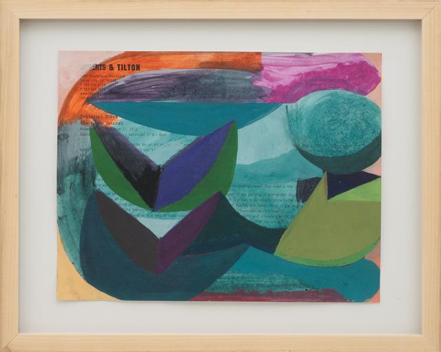 , 'Paperwork 2,' 2012, Roberts & Tilton