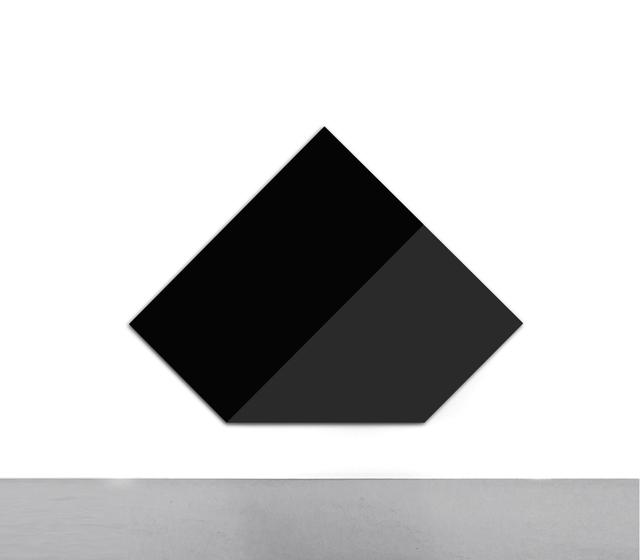 , 'Section 4,' 2017, Galerie Nikolaus Ruzicska