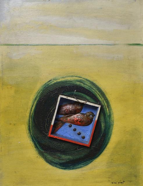 , 'Deux Hirondelles traversant l'océan dans une valise ,' ca. 1924, Galerie Natalie Seroussi
