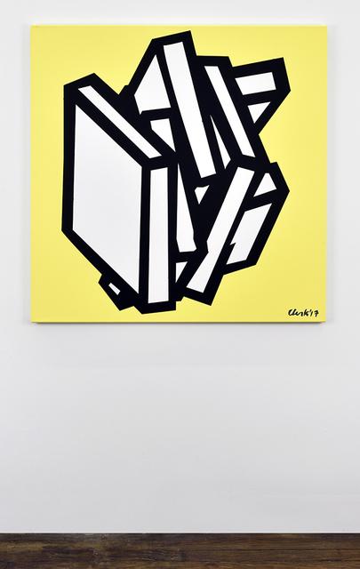 Pierre Clerk, 'untitled', 2017, Galerie Thomas Bernard