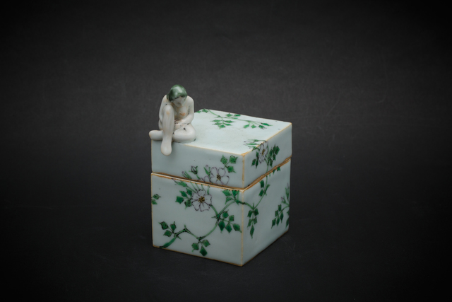 , '18. Wild rose box,' 2012, Sladmore Contemporary