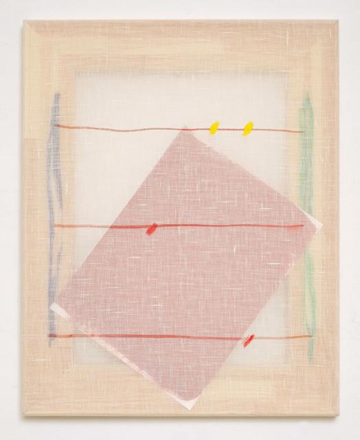 , 'Abaco,' 2018, Galeria Jaqueline Martins