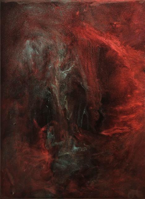 Nicolás Bedel, 'Sin título ', 2017, Machete