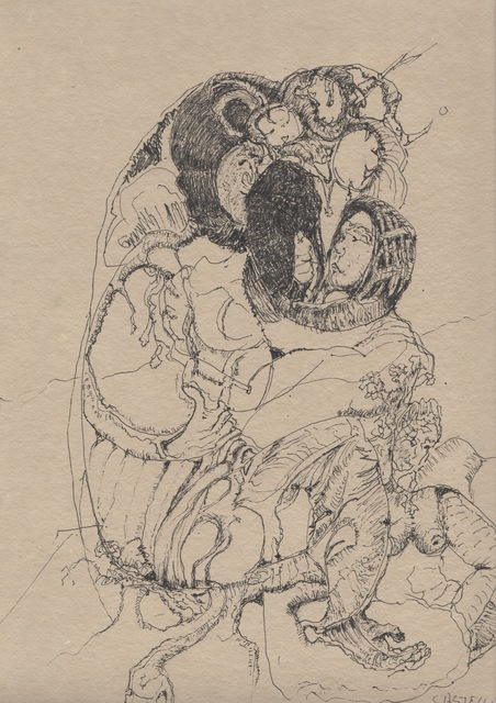 Antoine de Castellane, 'Etude Arborescere 3', 2019, 1831 Art Gallery