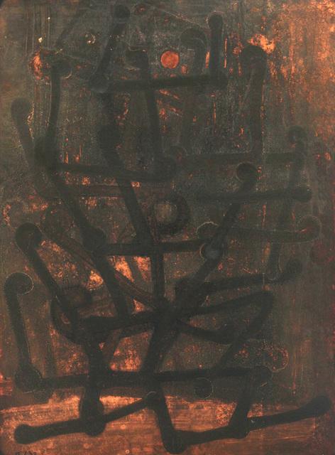 , 'Die dunkle Orgel,' 1933, Henze & Ketterer