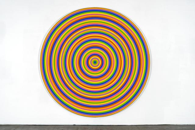 , 'Accelérateur chromatique 90,' 1968, Art Mûr