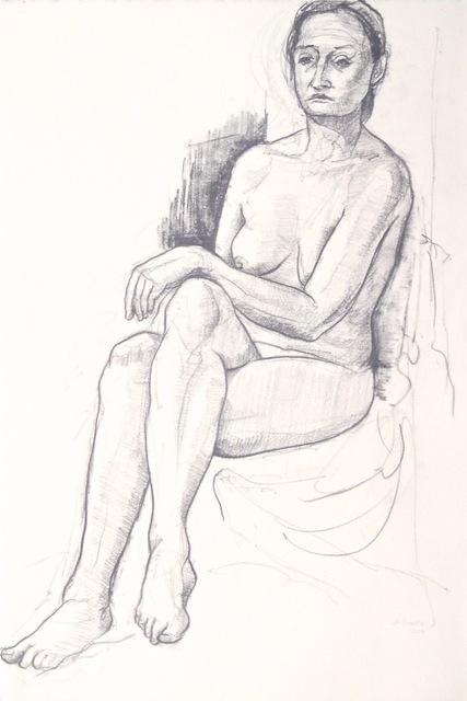 Aaron Brooks, 'Figure Study', 2014, Flow 305