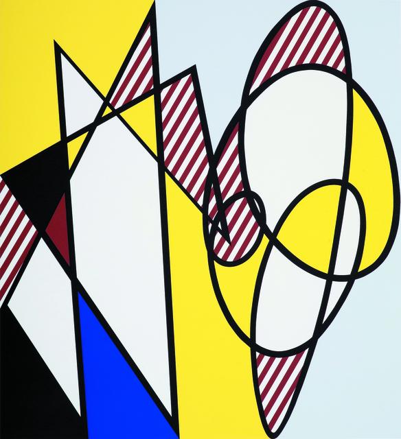 Roy Lichtenstein, 'Best Buddies', Best Buddies International