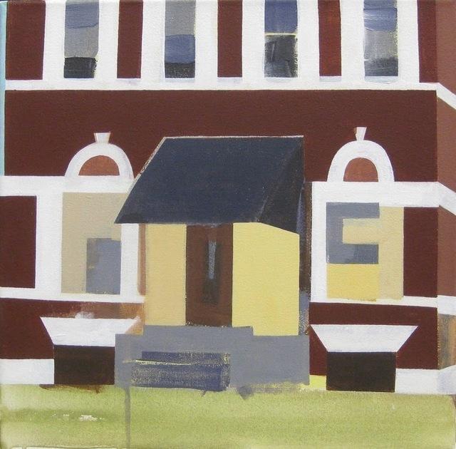 , 'Brokedown Palace,' 2014, Susan Eley Fine Art