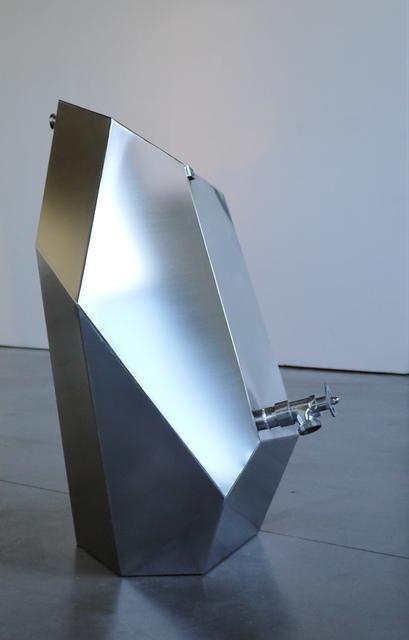 , 'Cuve mélancolique #2,' 2016, Galerie Eva Meyer