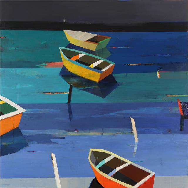 , 'Bioluminescant Bay,' 2018, Caldwell Snyder Gallery