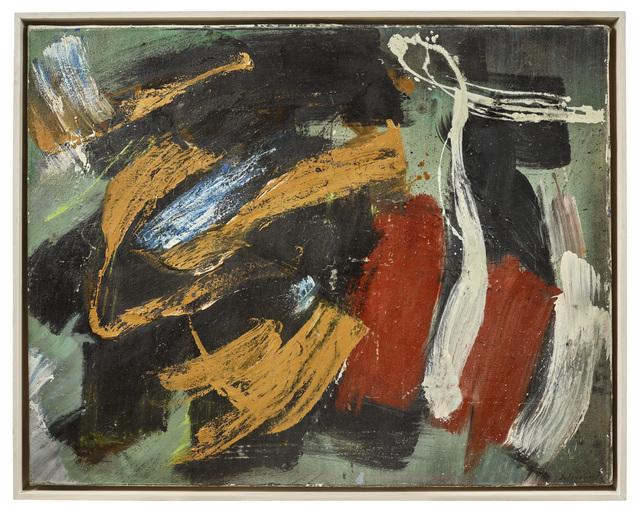 Gérard Schneider, 'Sans titre', 1963, Painting, Oil on canvas, Galerie A&R Fleury