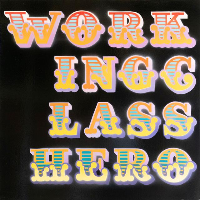 , 'Working Class Hero (Black Gloss),' 2018, StolenSpace Gallery