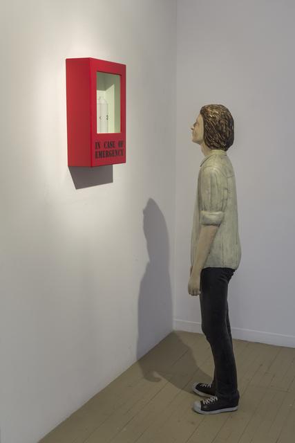 , 'Jeune sauveur (J.J.),' , Art Mûr