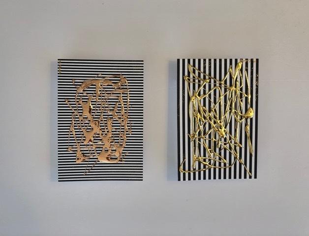 , 'Gold Mine,' 2017, Galleria Ca' d'Oro