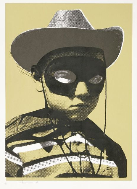 Paul Insect, 'The Kid (Yellow)', 2006, Sworders