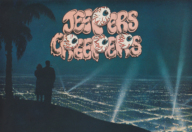 , 'Jeepers Creepers,' 2018, Undercurrent Projects