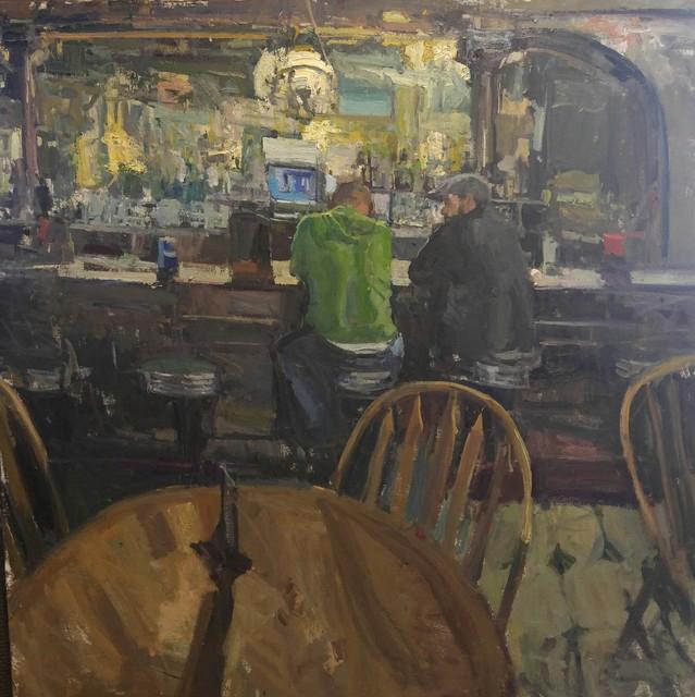 , 'Last Conversation,' 2016, Gallery 1261