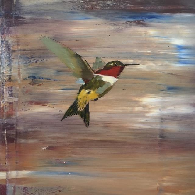 , 'Hummingbird 1,' 2015, Diehl Gallery