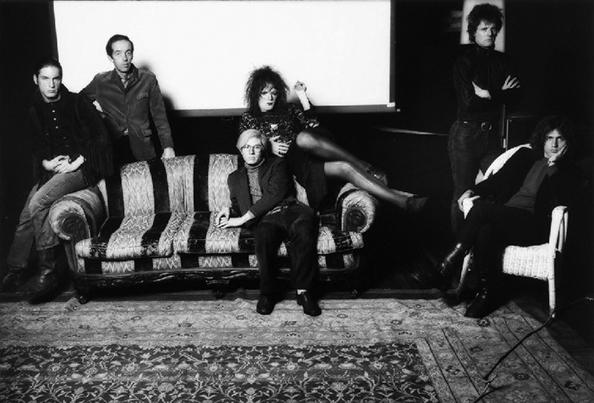 Norman Seeff, 'Andy Warhol & The Factory (Joe Dallesandro, Taylor Mead, Andy Warhol, Jackie Curtis, Paul Morrissey & Gerard Malanga)', 1969, Fahey/Klein Gallery