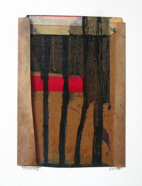 , 'Zelle,' 2014, Wally Workman Gallery