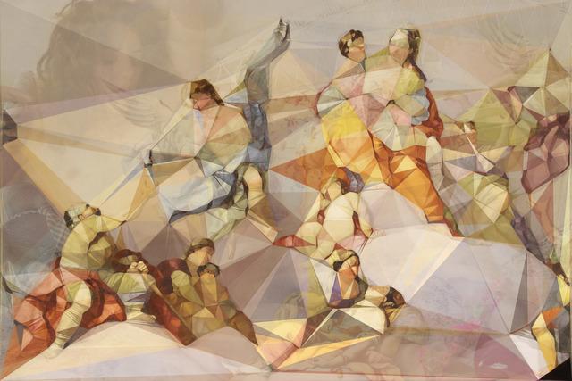 , 'The Followers,' 2019, Roman Fine Art