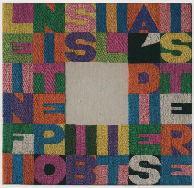 , 'Le infinite possibilità di esistere,' 1990, Erica Ravenna Fiorentini Arte Contemporanea